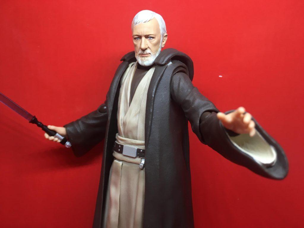 Obi-Wan F//S Bandai S.H.Figuarts Star Wars Ben Kenobi A NEW HOPE